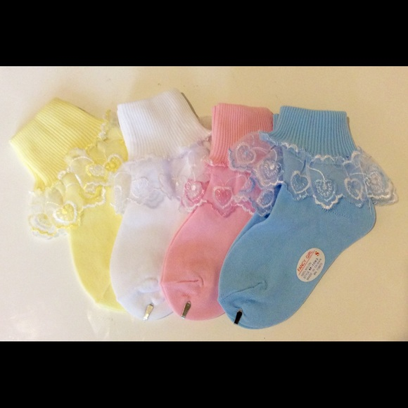 Other - Girl's 3T-4T Fancy Dress up Party Socks